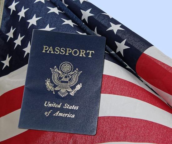 partir aux etats unis : papiers administratifs passeport