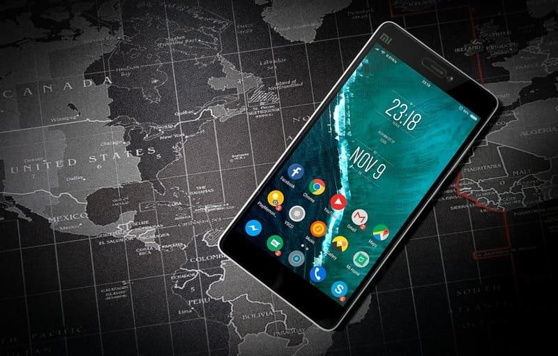 applications pour voyager - téléphone plan hors connexion