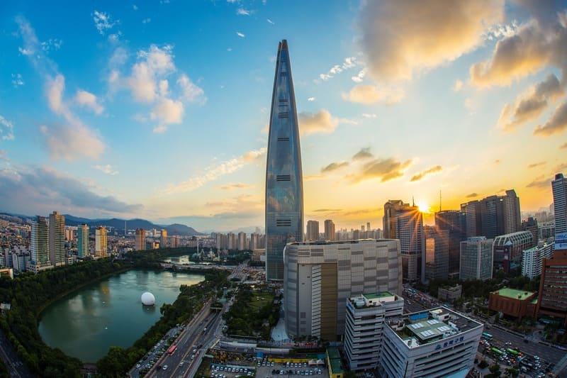 Séoul, la ville qu'il vaut visiter quand on part voyager en Corée du Sud !
