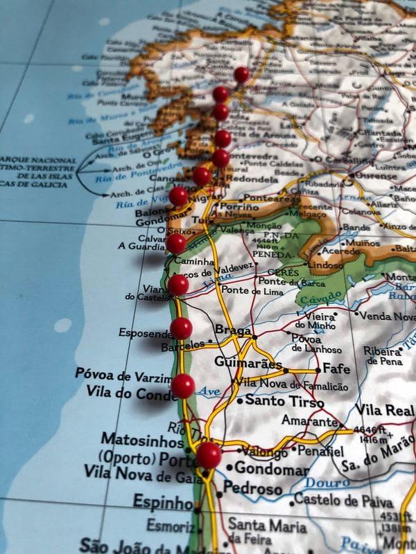 voyager seul pas cher - carte et itinéraire