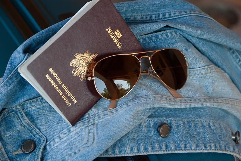 Pour voyager en Thailande, c'est passeport obligatoire !