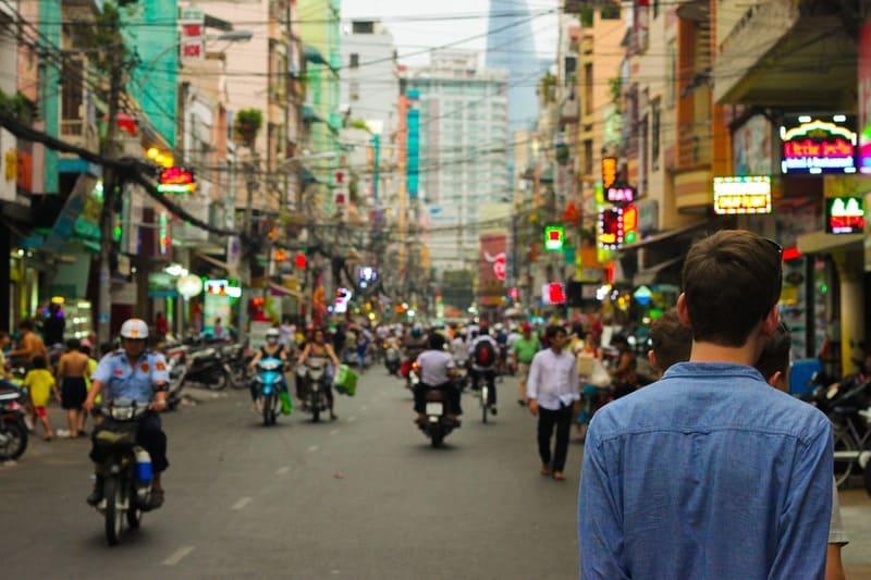 Voyager en Thailande vous obligera à louer une voiture ou une moto : prenez votre permis avec vous !
