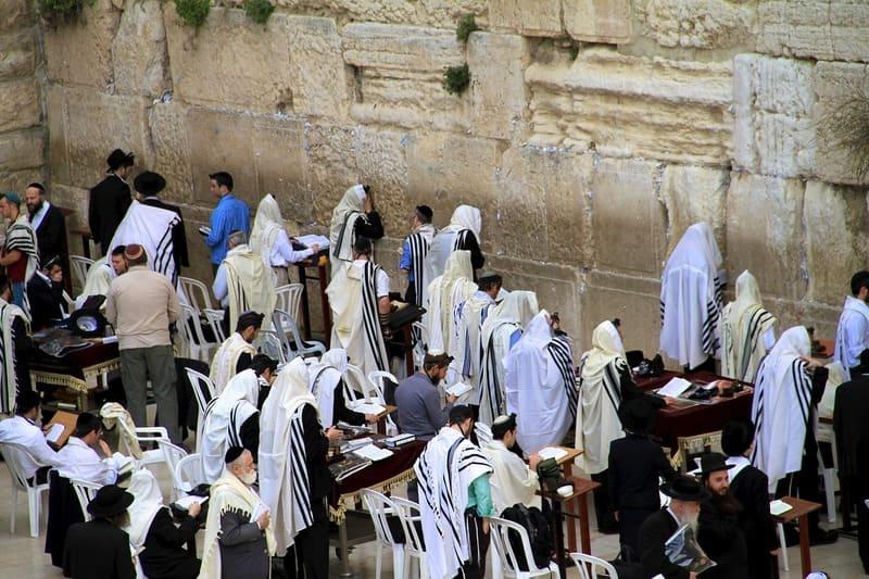 partir en israel - le mur des lamentations