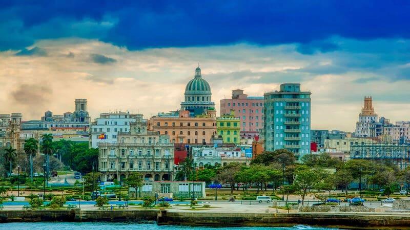 voyage à cuba - ville de cuba